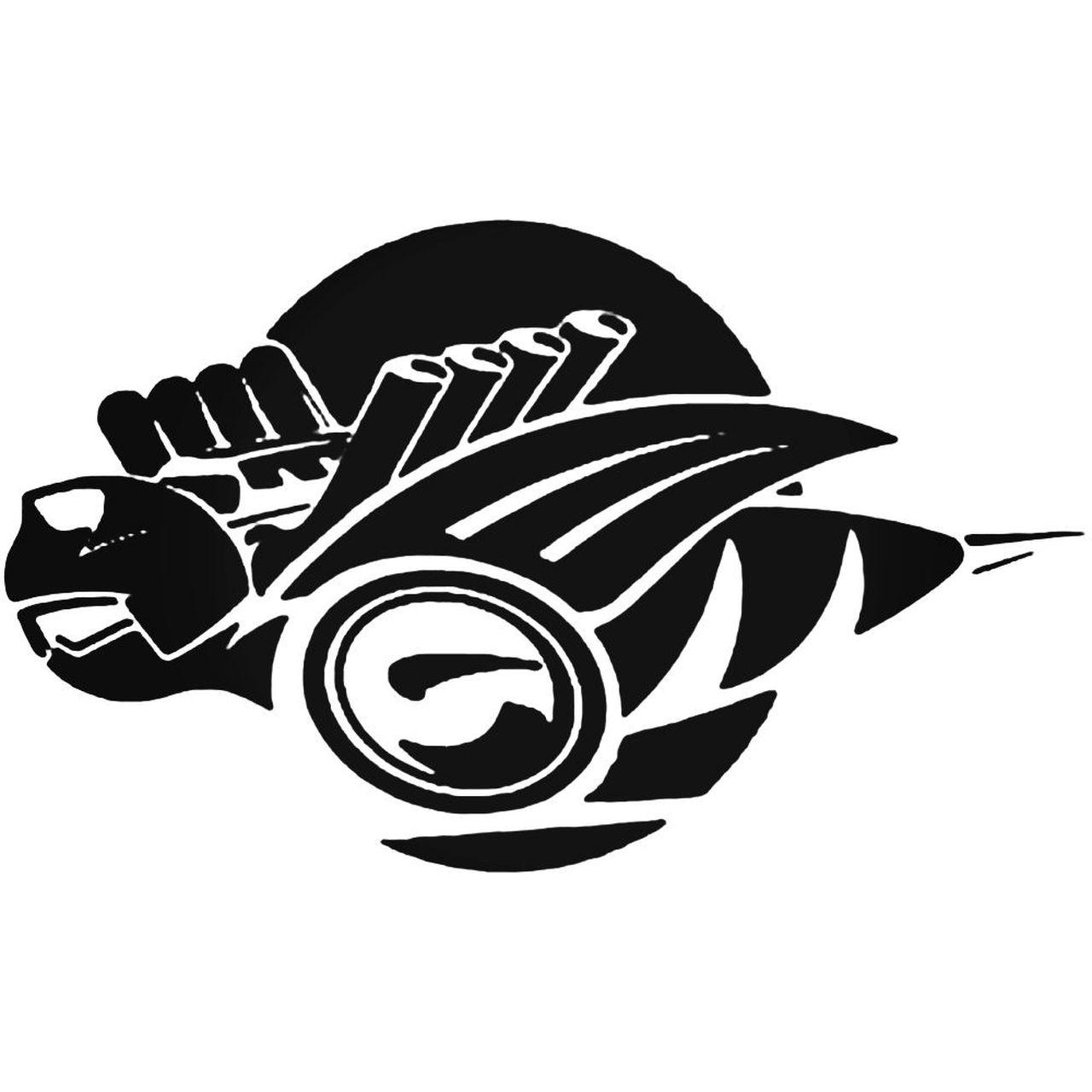 Dodge Rumble Bee Logo Vector Aftermarket Decal Sticker.