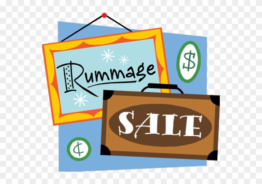 Free Clip Art Rummage Sale.
