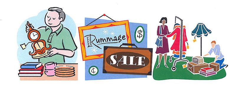 78+ Rummage Sale Clipart.
