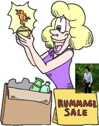 Rummage clipart 3 » Clipart Station.