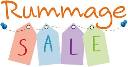 Rummage Sale Pictures.