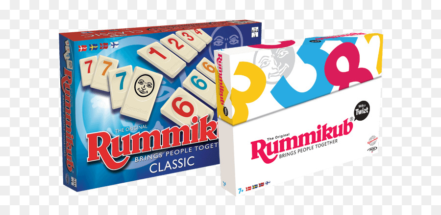 rummikub twist clipart Goliath Rummikub Game clipart.