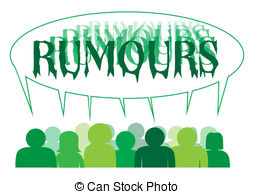Rumours Stock Illustration Images. 57 Rumours illustrations.