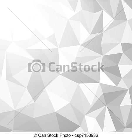 Clip Art Vector of Rumpled abstract background. EPS 8 vector file.