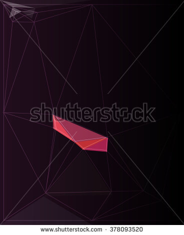 Science Composition Entertainment Tech Shadow Triangular Tender.