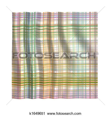 Clipart of rumpled handkerchief k1649651.