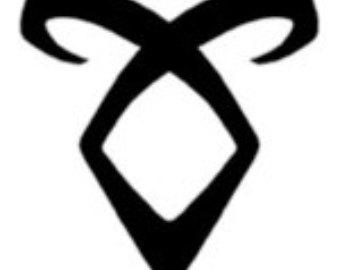 Mortal Instruments Runes Clipart.