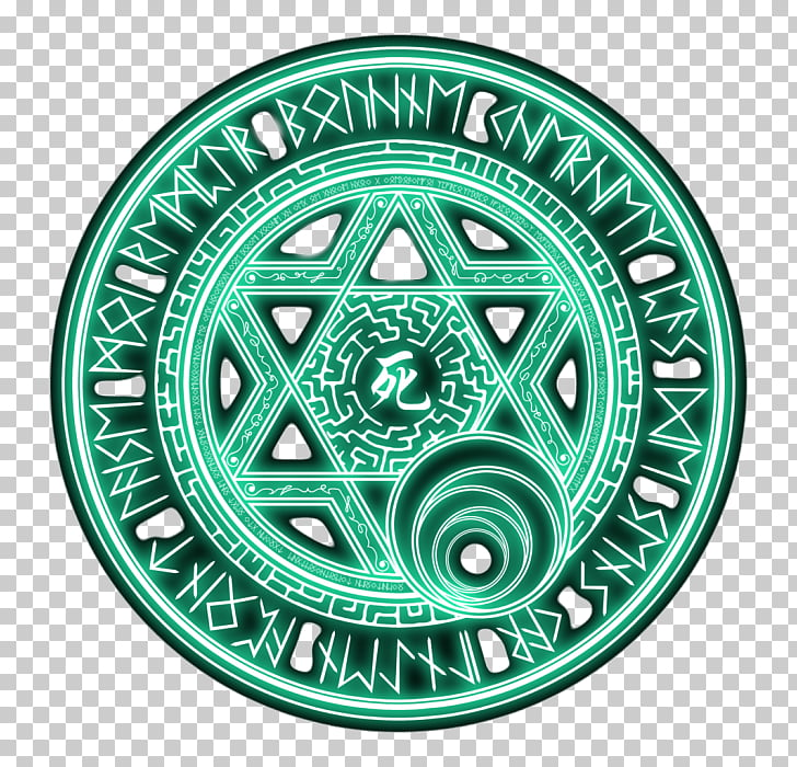 Runes Magic circle Runic magic Futhark, PNG clipart.