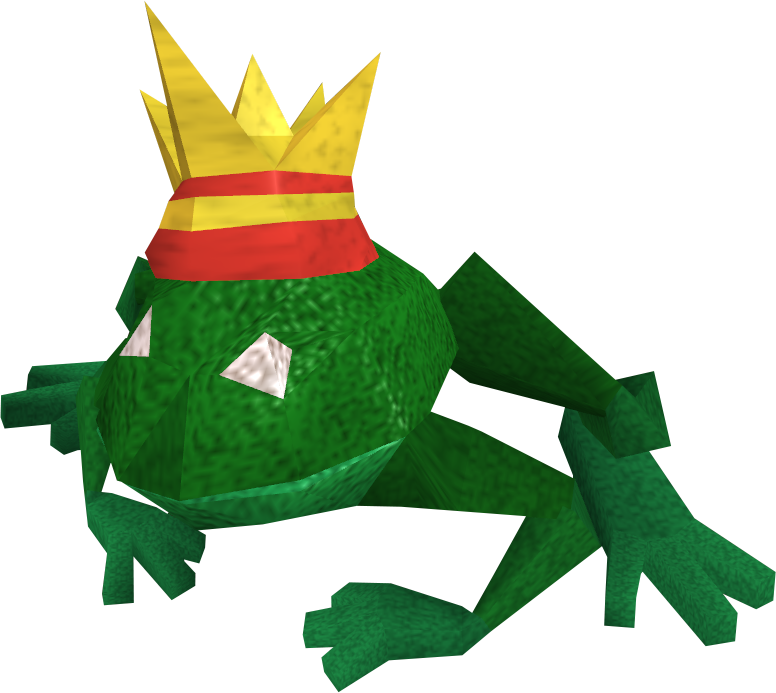 Frog (Court Cases).