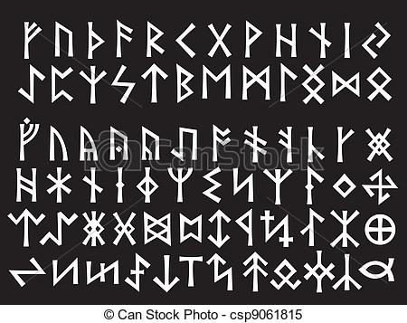 Runes Stock Illustrations. 1,051 Runes clip art images and royalty.