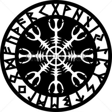 Helm Of Awe Clipart.