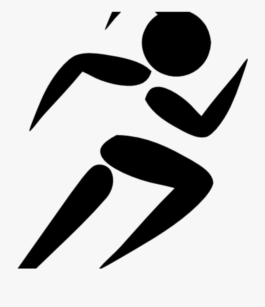 Running Clipart Female Track Runner Clip Art Girl Running.