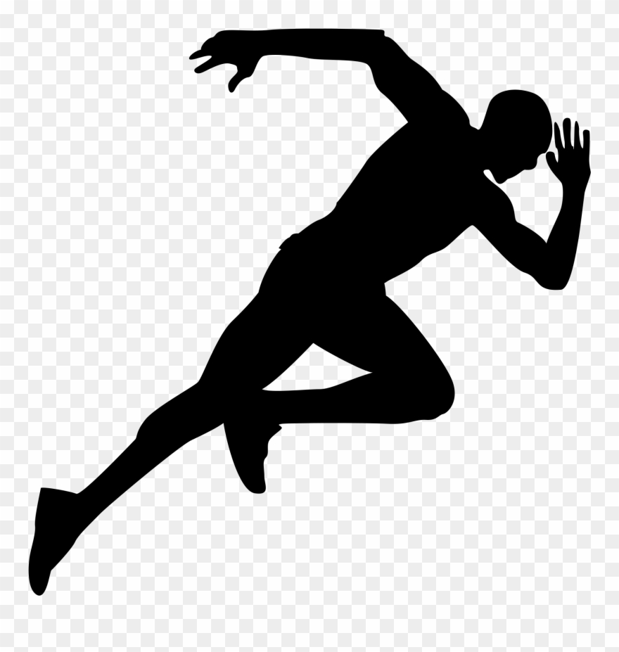 Track Runner Png.