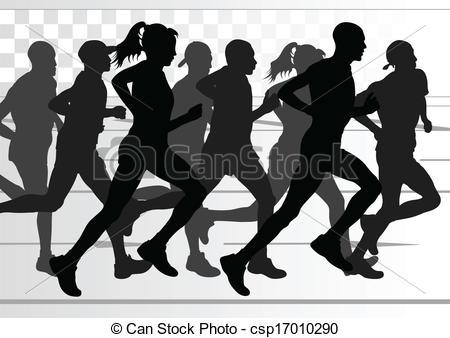 Runner Stock Illustrations. 16,661 Runner clip art images and.