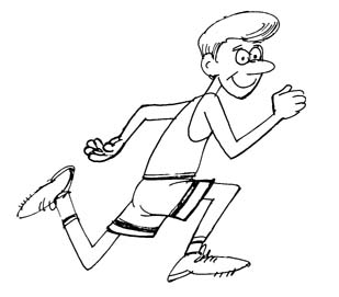 Cartoon Runner.