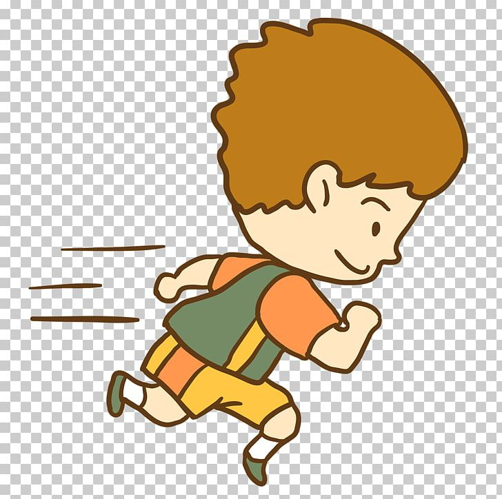 Running Cartoon Jogging Boy Runner PNG, Clipart, Arm.