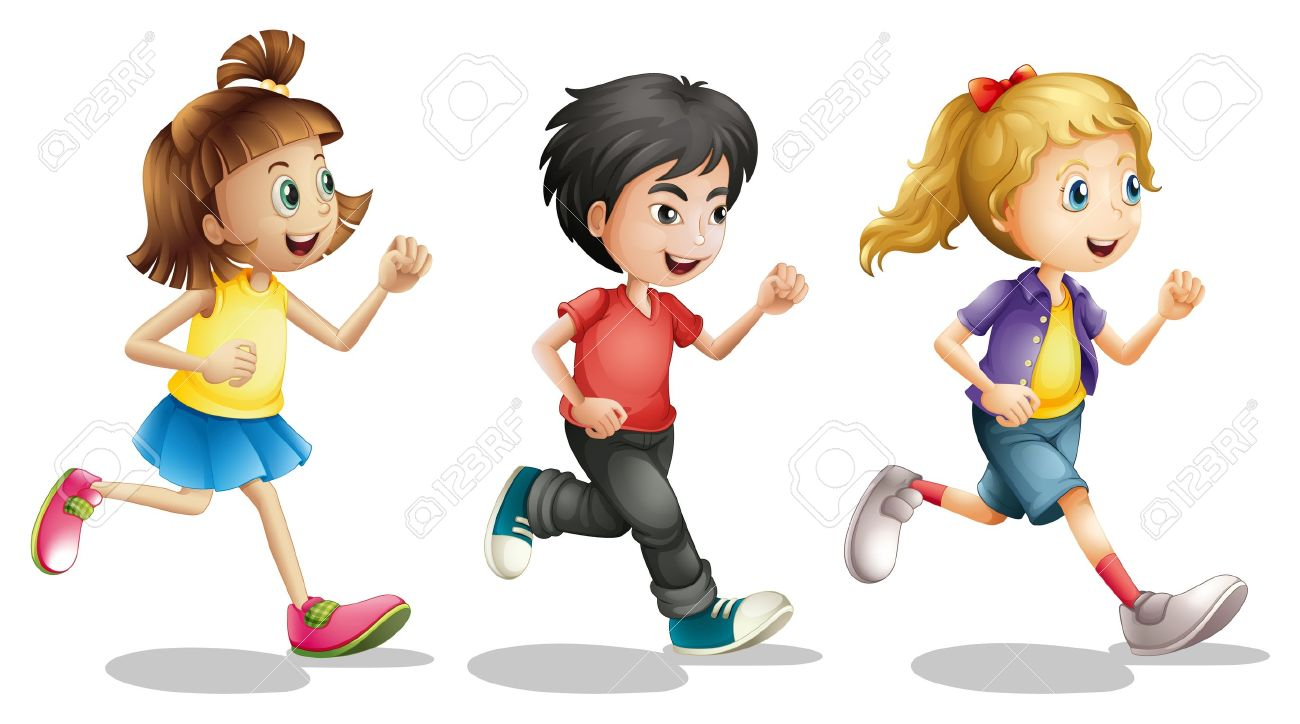 running child clipart - Clipground