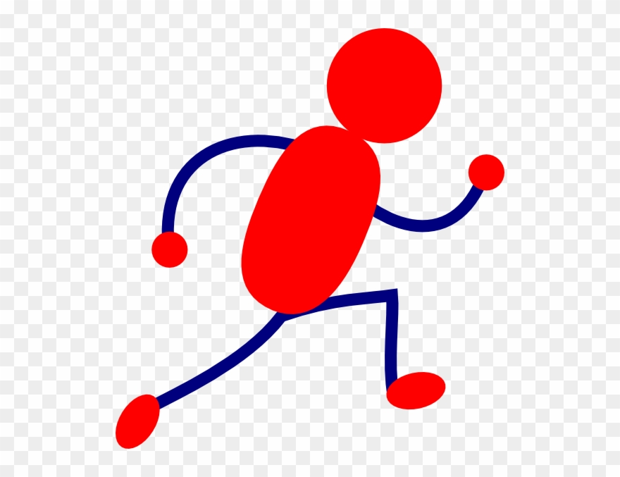 Running Man Animated Png Clipart (#327548).