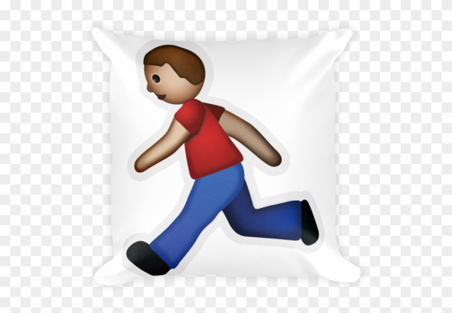 Runner Emoji Png Transparent.