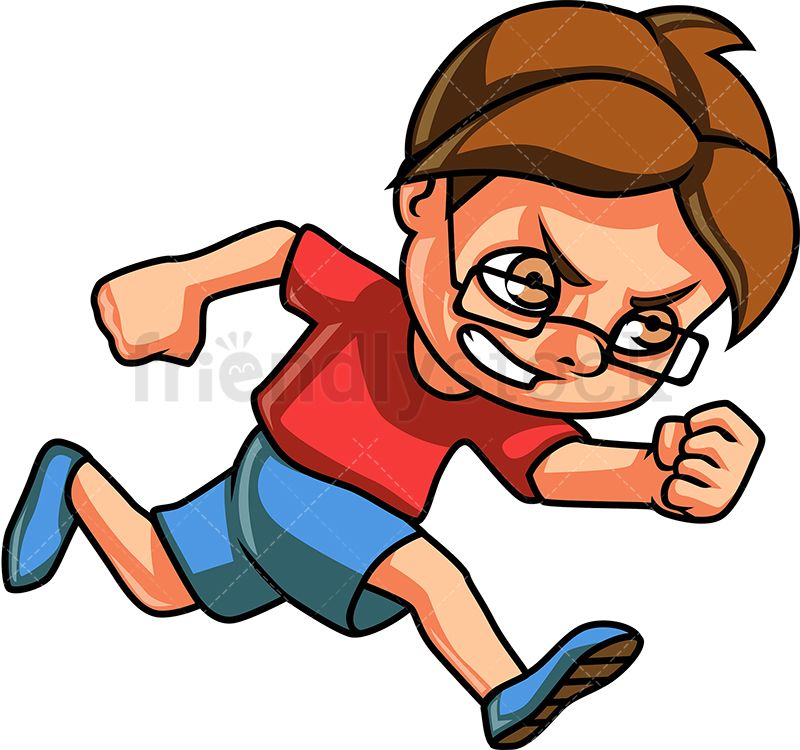Kid Running in 2019.