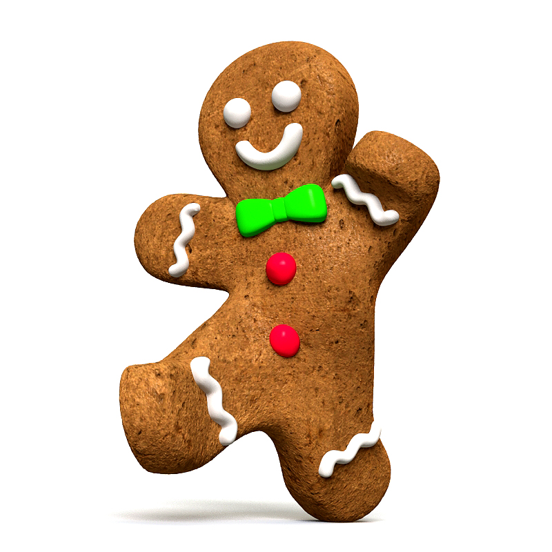Gingerbread Men Images.