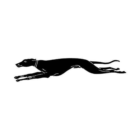 Free Greyhound Running Silhouette, Download Free Clip Art.