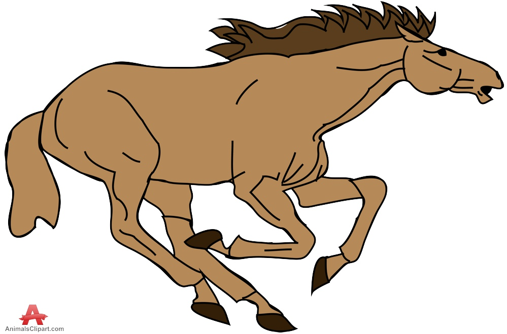 Free Running Horse Cliparts, Download Free Clip Art, Free.
