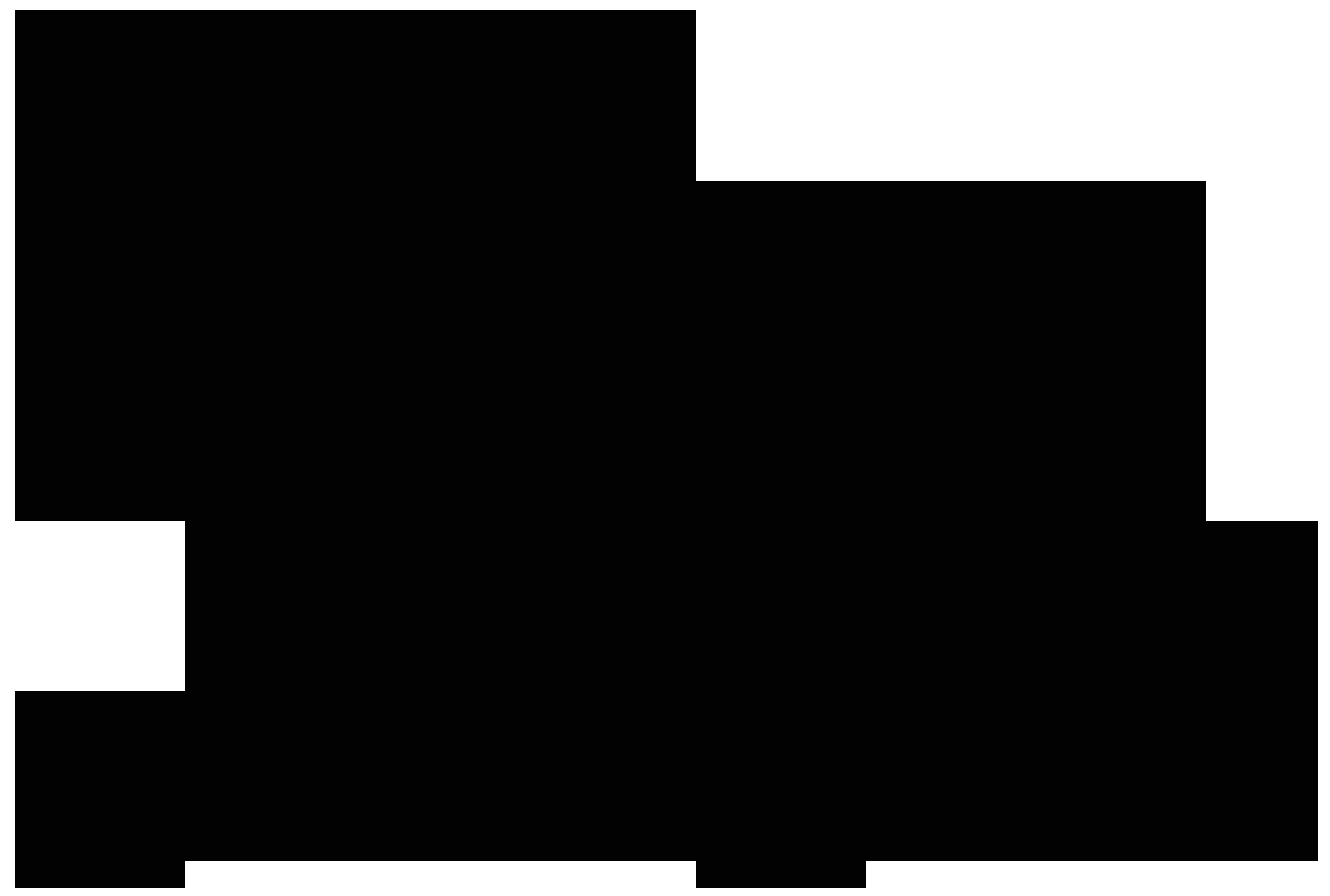 Running Horse Silhouette Clip Art Image.