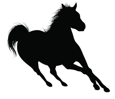 Free Horses Silhouette, Download Free Clip Art, Free Clip.