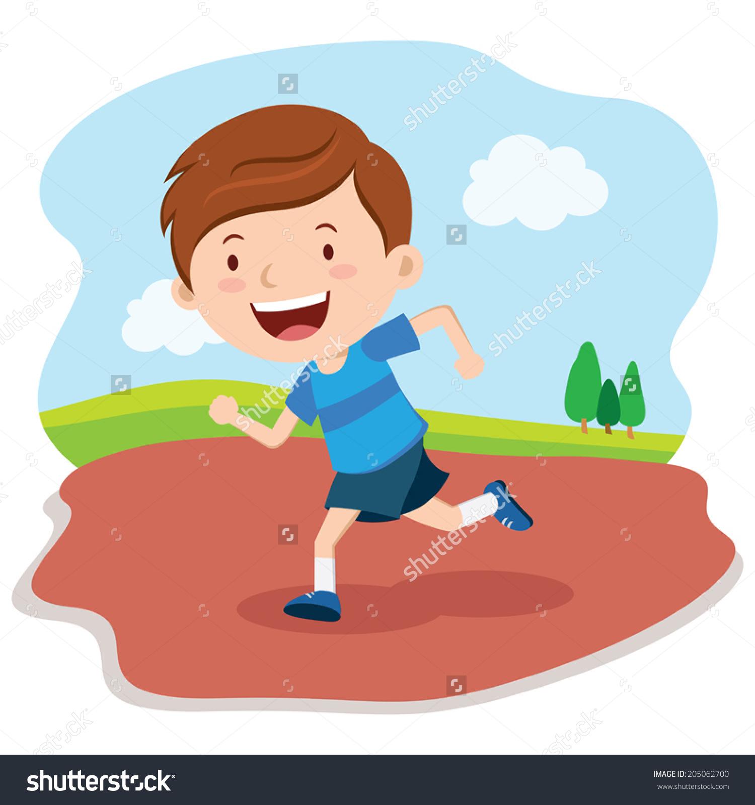 25+ Boy Running Clipart.