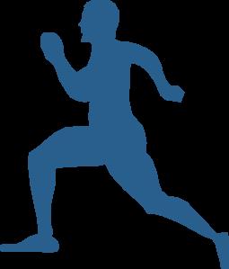 Running Man Clipart Transparent.
