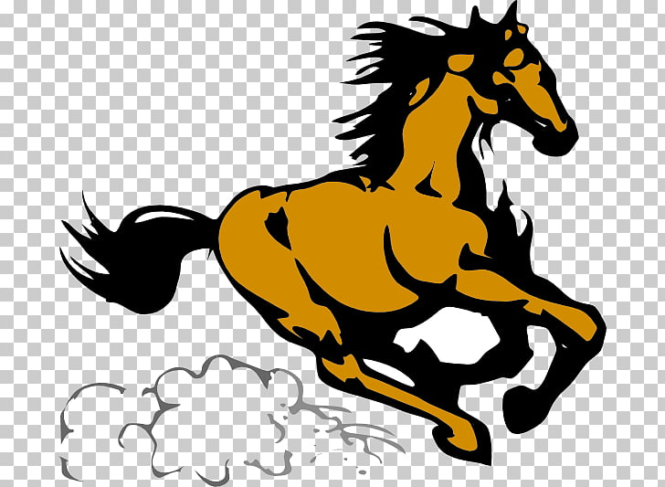 Mustang Free content , Running Horse s PNG clipart.