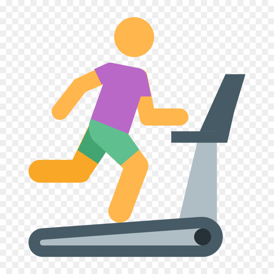 Running Icon clipart.