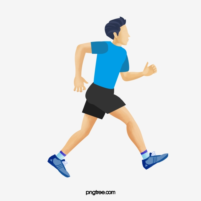 Running Man Png, Vector, PSD, and Clipart With Transparent.