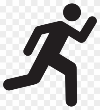 Person Running Runner Free Running Clip Art Clipartllection.