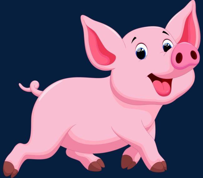 Running Pig PNG, Clipart, Lovely, Pet, Pig, Pig Clipart, Pig.