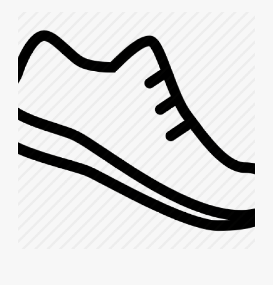 Running Shoe Clip Art Cross Country Running Shoes Clip.