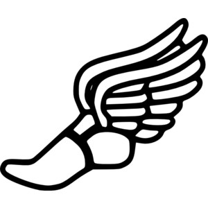 Running Shoes Clipart & Running Shoes Clip Art Images.