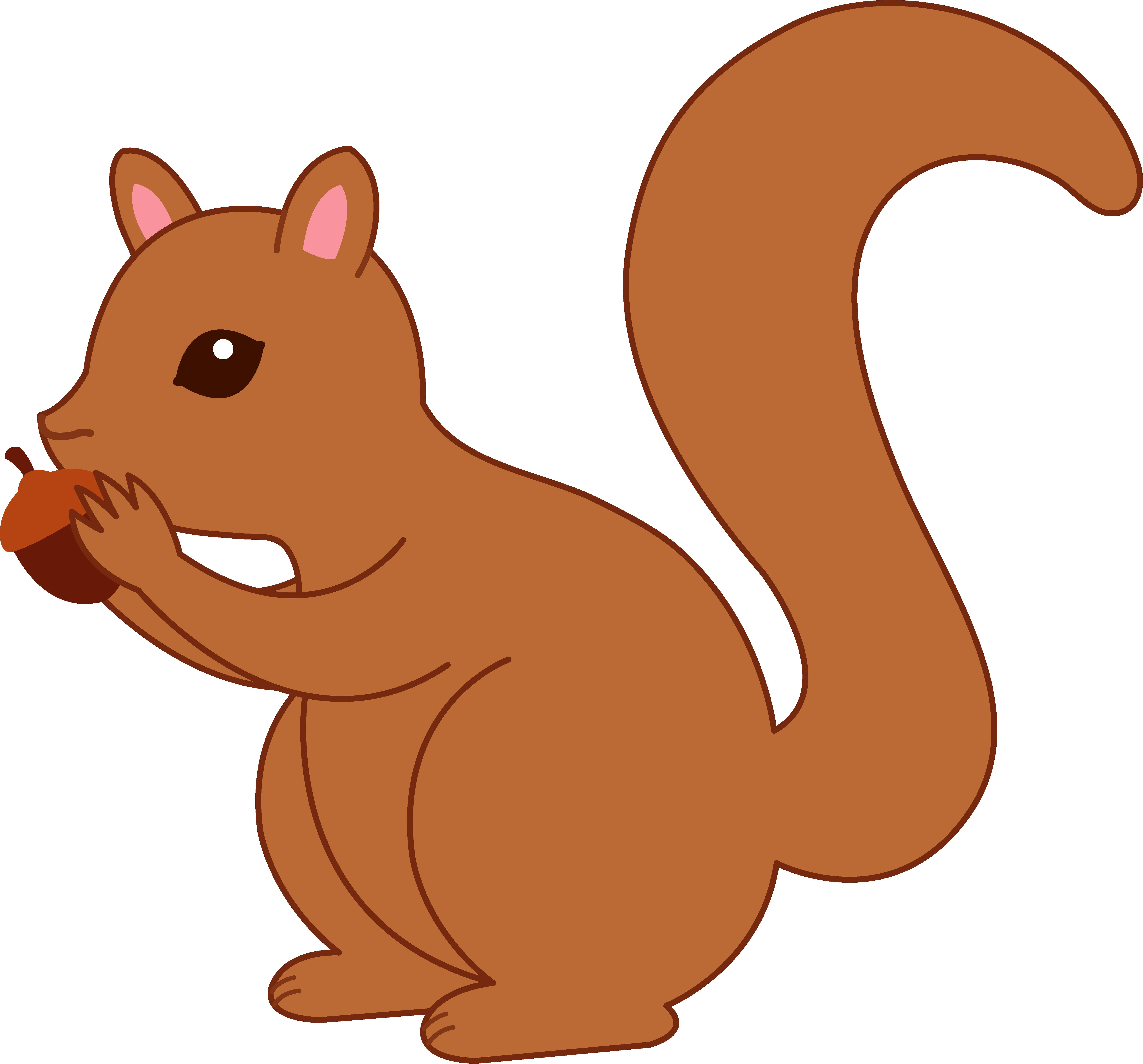 Best Squirrel Clipart #9438.
