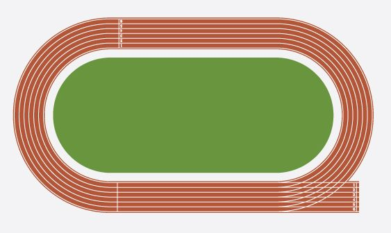 Quick Tip: Create a Vector Running Track in Record Time.