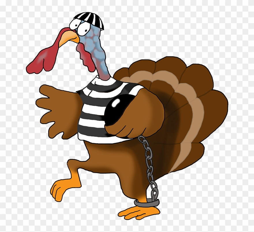 Running Turkey Clip Art Free.