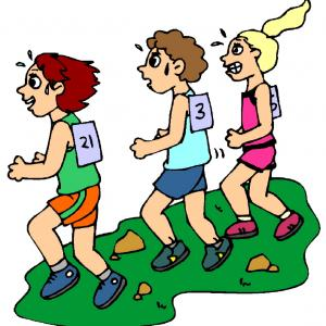 Cross Country Relays.