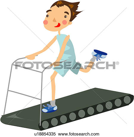 Clipart of runner, running, fitness, healthy, racing, run.