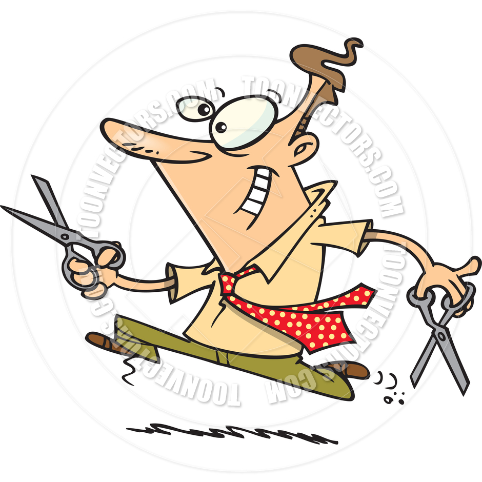 1035 Man Running free clipart.