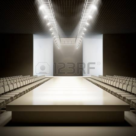 813 Fashion Runway Stock Vector Illustration And Royalty Free.