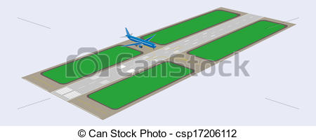 Airport runway Illustrations and Clipart. 1,431 Airport runway.