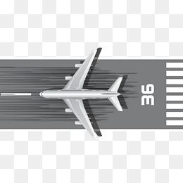 Aircraft Runway Png, Vectors, PSD, And C #216753.