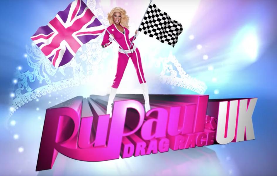 RuPaul\'s Drag Race UK\' Sets U.S. Premiere Date On Logo.