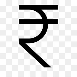 Indian Rupee Sign PNG and Indian Rupee Sign Transparent.