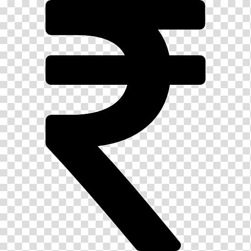 Indian rupee sign Computer Icons Currency symbol, rupee.